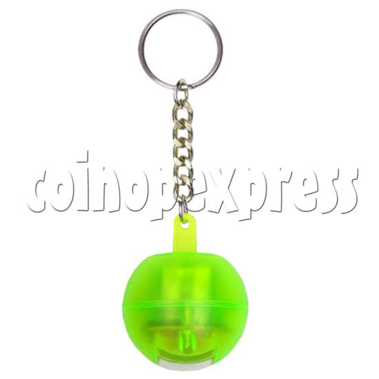 Automatic Digital Dice Key Rings 12538