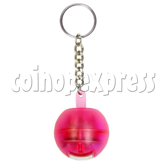 Automatic Digital Dice Key Rings 12539