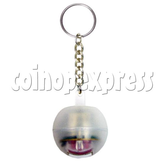 Automatic Digital Dice Key Rings 12540