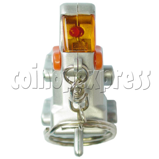 Robotic Dog Keychain 12566