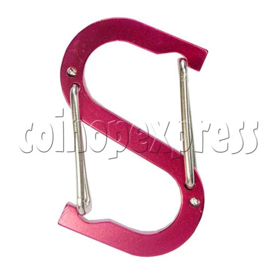 Aluminium Key Rings 12577