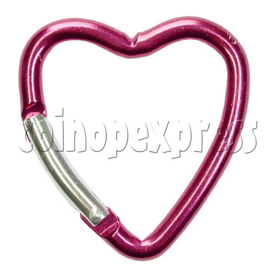 Aluminium Key Rings 12585