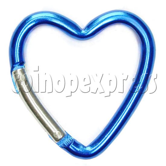 Aluminium Key Rings 12586