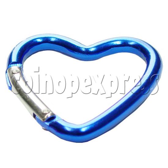Aluminium Key Rings 12587