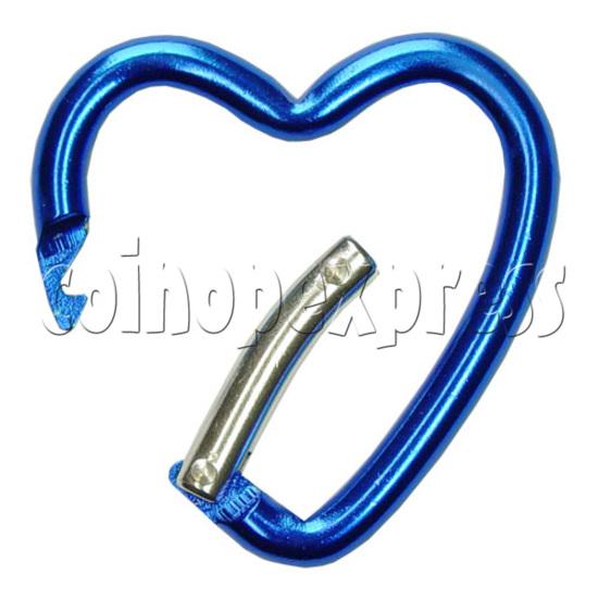 Aluminium Key Rings 12588