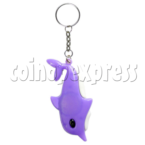 Dolphin Light-up Key Rings 12646