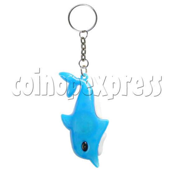 Dolphin Light-up Key Rings 12650