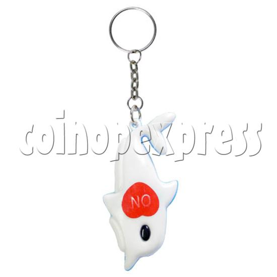 Dolphin Light-up Key Rings 12651