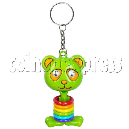 Spring Bear Key Rings 12654