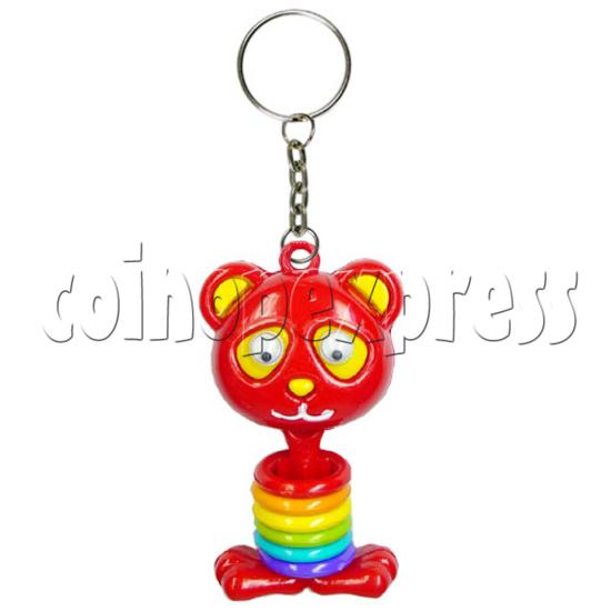 Spring Bear Key Rings 12655