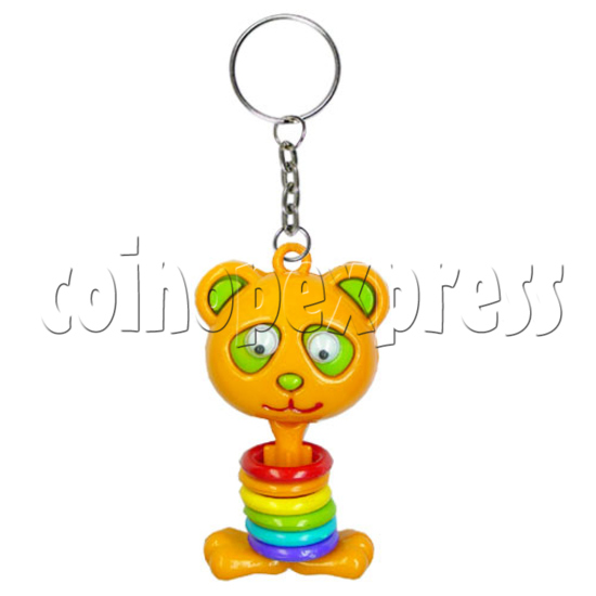 Spring Bear Key Rings 12656