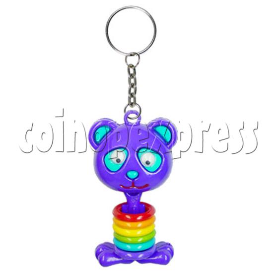 Spring Bear Key Rings 12657