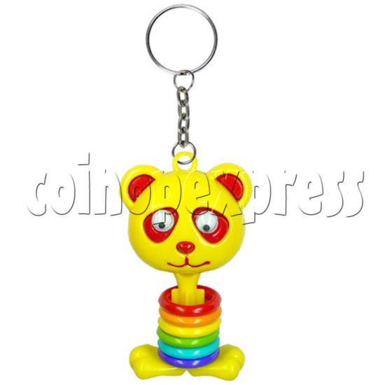 Spring Bear Key Rings 12658