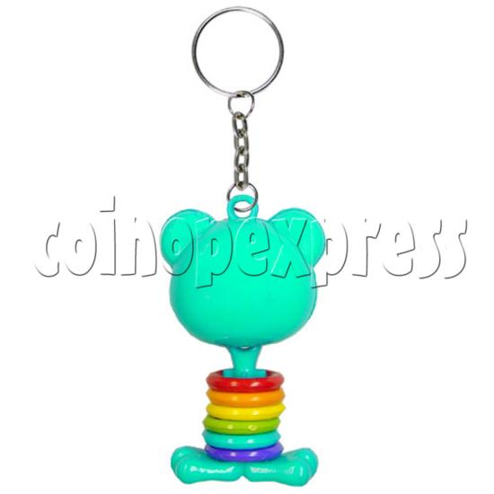 Spring Bear Key Rings 12660