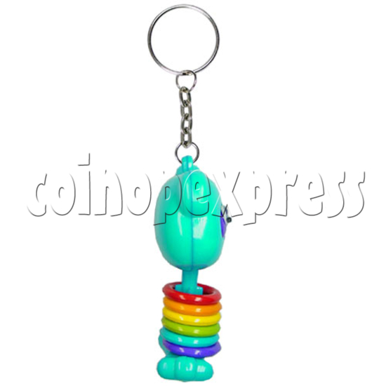 Spring Bear Key Rings 12661