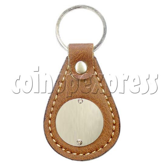 Alloy Key Rings 12665