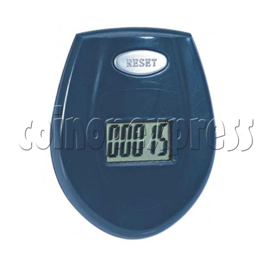 Semicircle One Button Pedometer 12763