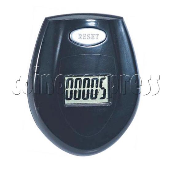 Semicircle One Button Pedometer 12764