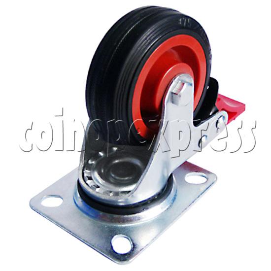 """3"""" Heavy duty Nylon Wheel 12800"""