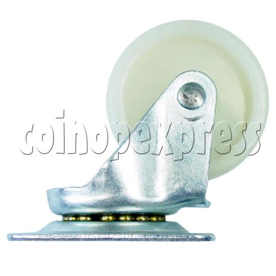 """2"""" Light Duty Nylon Wheel (without break) 12826"""