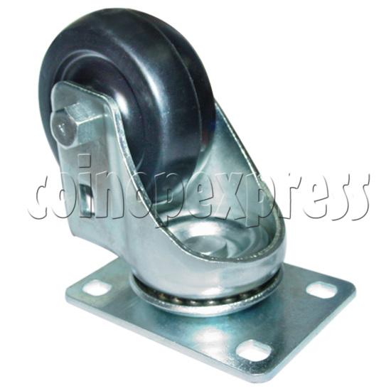 "3"" Heavy Duty Polyurethane Wheel (without brake) 12835"