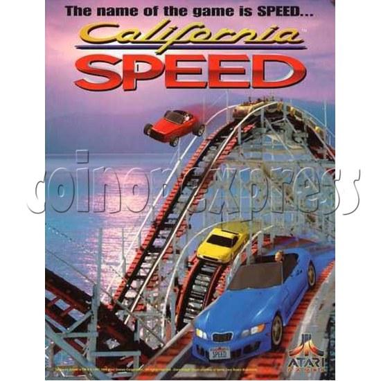 California Speed (twin) 12841