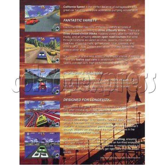 California Speed (twin) 12843