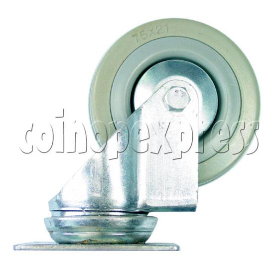 "3"" Heavy Duty Nylon Wheel (without brake) 12880"