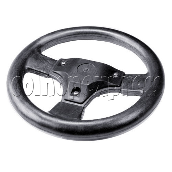 Durable Steering Wheel 12974
