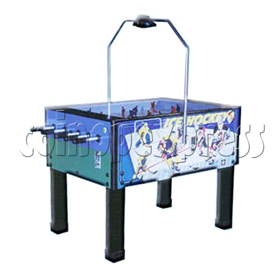 Icy Soccer Table 13086