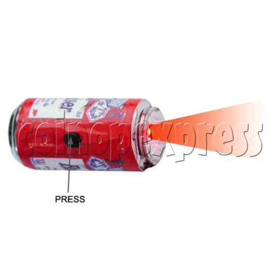 Soft-drink Light-up Key Rings 13298
