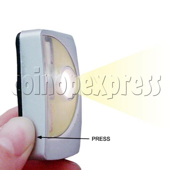 Digital Camera Light-up Key Rings 13299