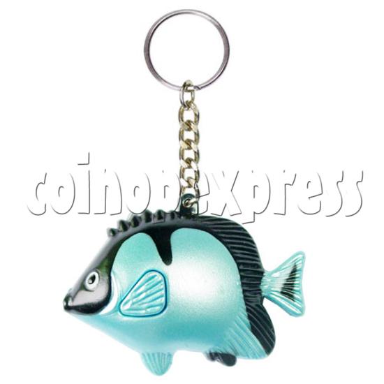 Fish Light-up Key Rings 13313