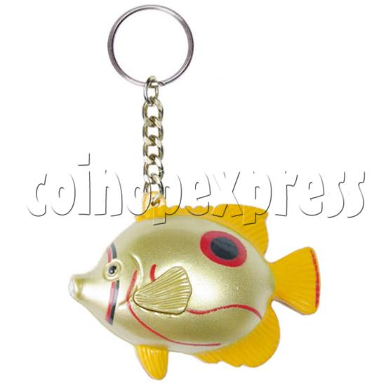 Fish Light-up Key Rings 13314