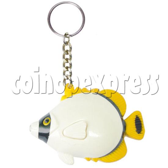 Fish Light-up Key Rings 13315