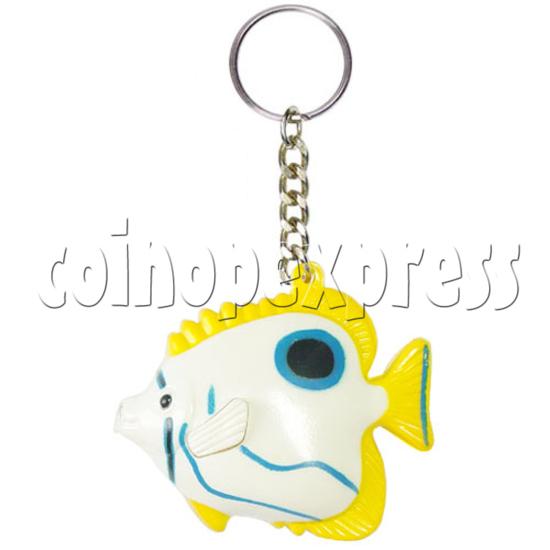 Fish Light-up Key Rings 13317