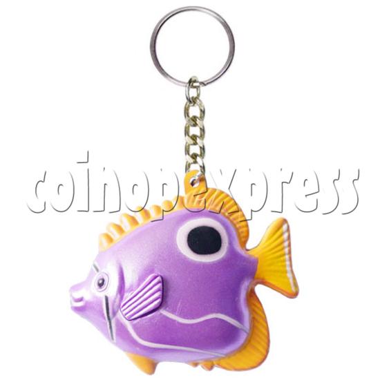 Fish Light-up Key Rings 13320
