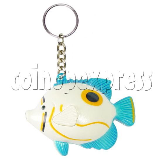 Fish Light-up Key Rings 13321