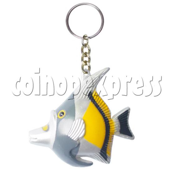 Fish Light-up Key Rings 13322