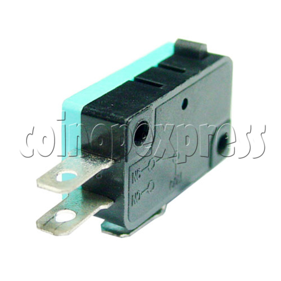 3 Terminals Microswitch with Button Actuator 13383