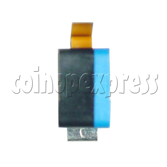 Miniature Microswitch with Auxiliary Actuator 13432