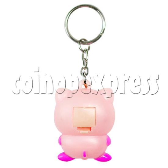 Pinky Pig Light Up Keyrings 13448