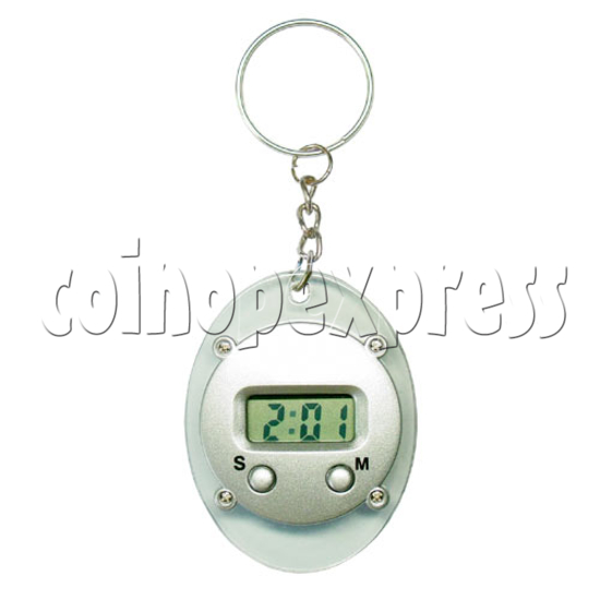 Sport Timer Key Rings 13482