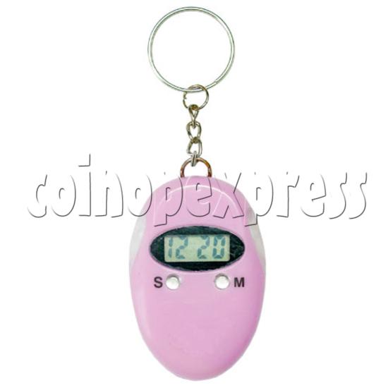 Sport Timer Key Rings 13486