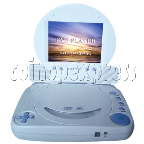 "5"" TFT Portable DVD Player 13491"