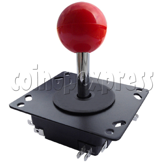 Metal Construction Joystick with ZIPPY Microswitches 13754