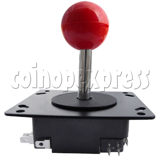 Metal Construction Joystick with ZIPPY Microswitches 13757