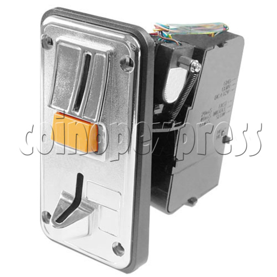 Front Insertion Electronic Coin Selector 13776
