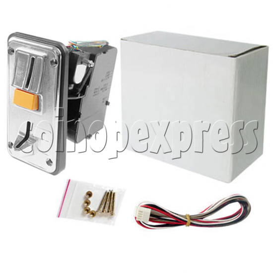 Front Insertion Electronic Coin Selector 13783