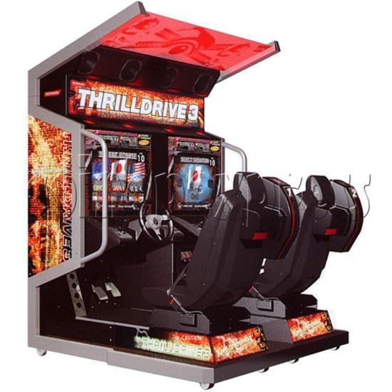 Thrill Drive 3 Twin 13855